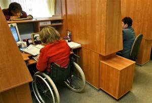работадля инвалидов