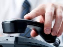 телефоная линия