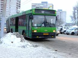 уралкалйи автобус