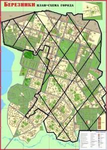 город карта