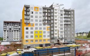 строительство Любимов