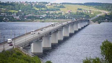 мост через чусовую